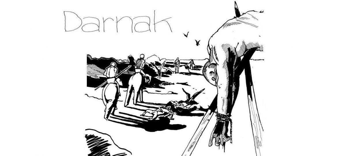 """Peter Schaaff: """"DARNAK"""" – Fortsetzung eines 35 Jahre alten Comics"""